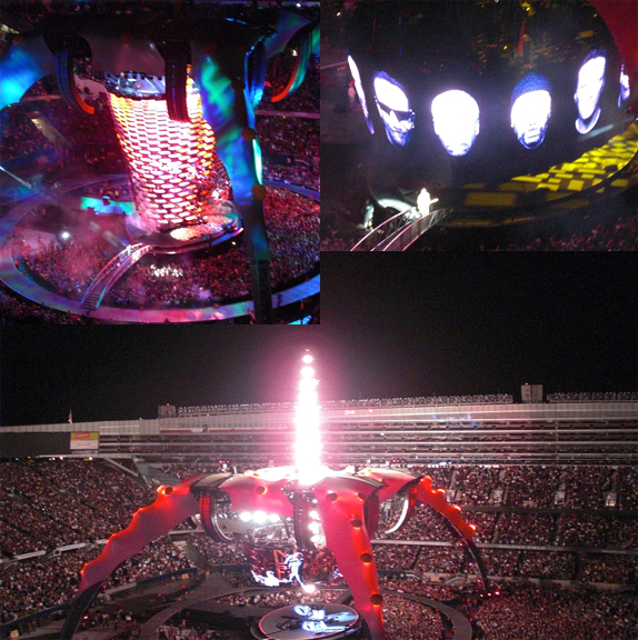 U2 in Chicago @ Soldier Field