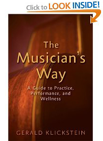Musician's Way, by Gerald Klickstein