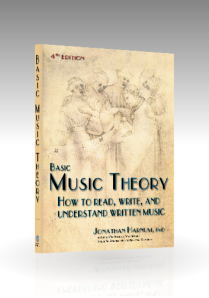 Basic Music Theory: How to Read, Write, and Understand Written Music, by Jonathan Harnum