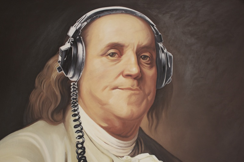 """""""By failing to prepare, you're preparing to fail."""" --Ben Franklin"""